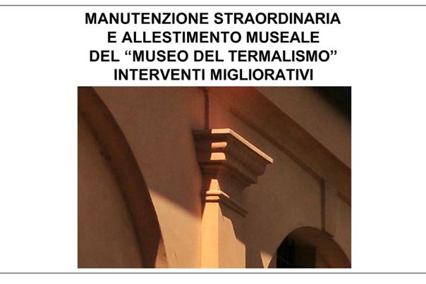 Manutenzione Straordinaria Museo